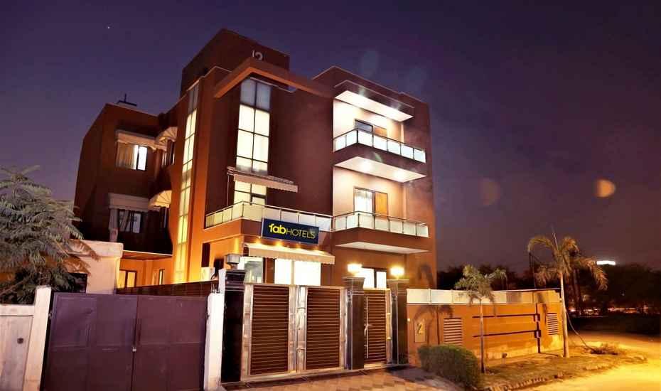 FabHotel Aksh Palace I - Golf Course Road - Gurgaon Image
