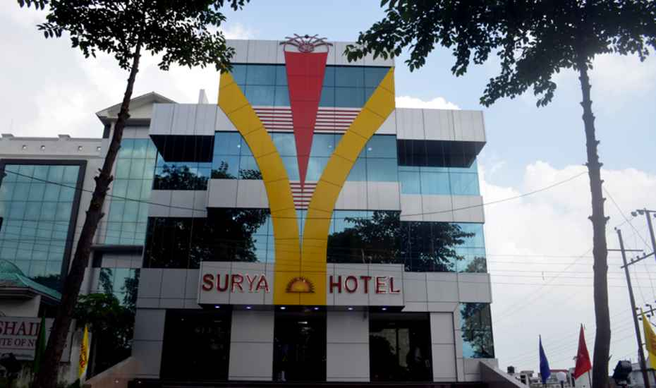Hotel Surya Continental - Kanpur Road - Lucknow Image