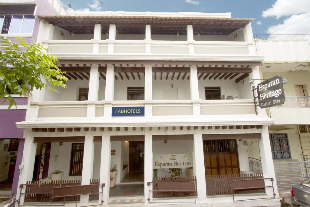 FabHotel Esparan Heritage - Heritage Town - Pondicherry Image