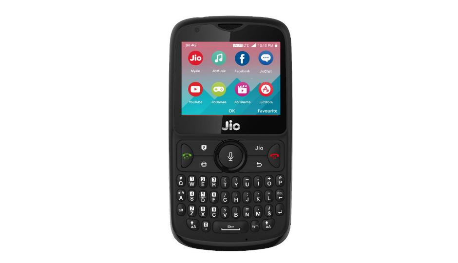 Reliance JioPhone 2 Image