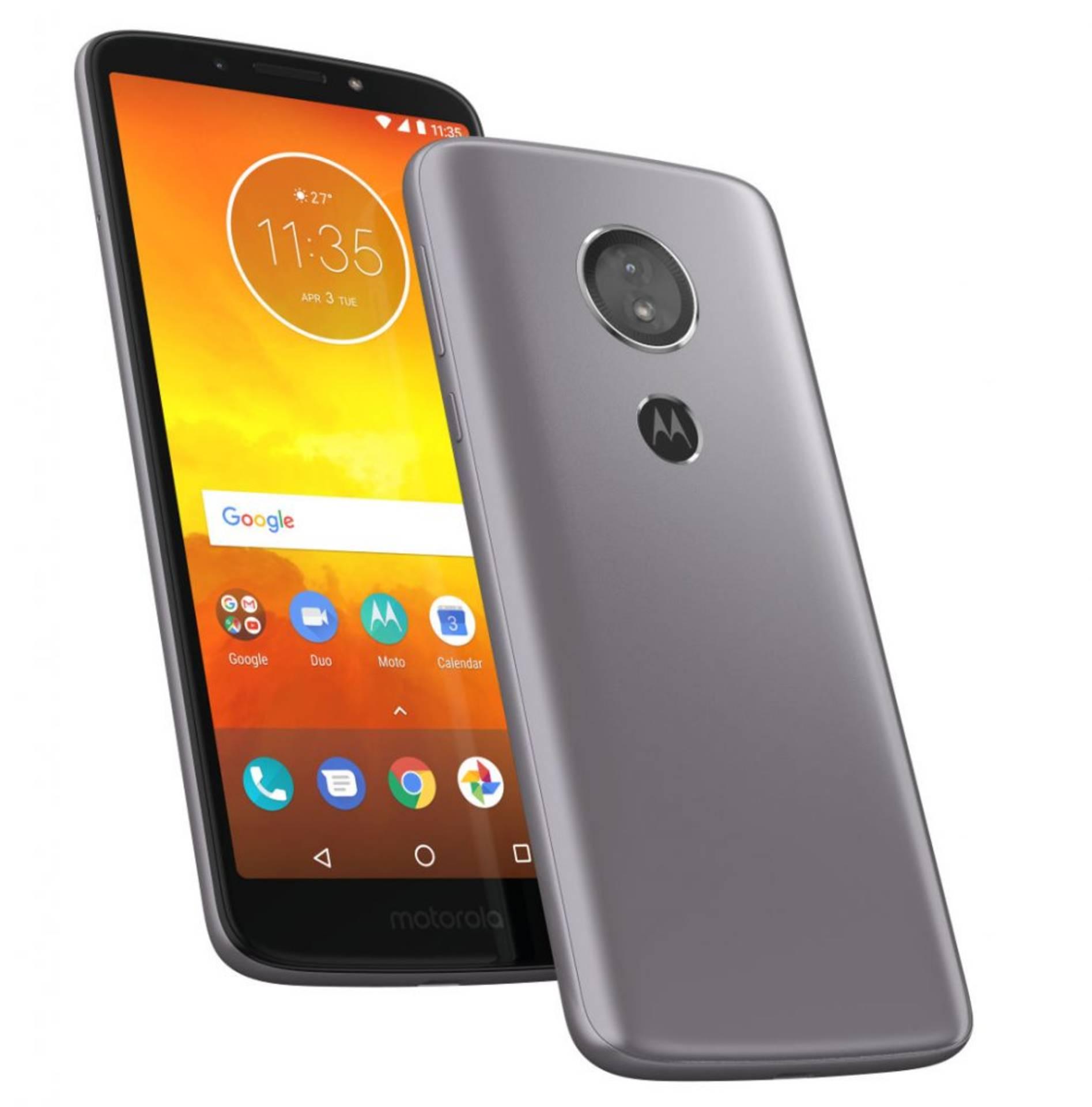 Motorola Moto E5 Image
