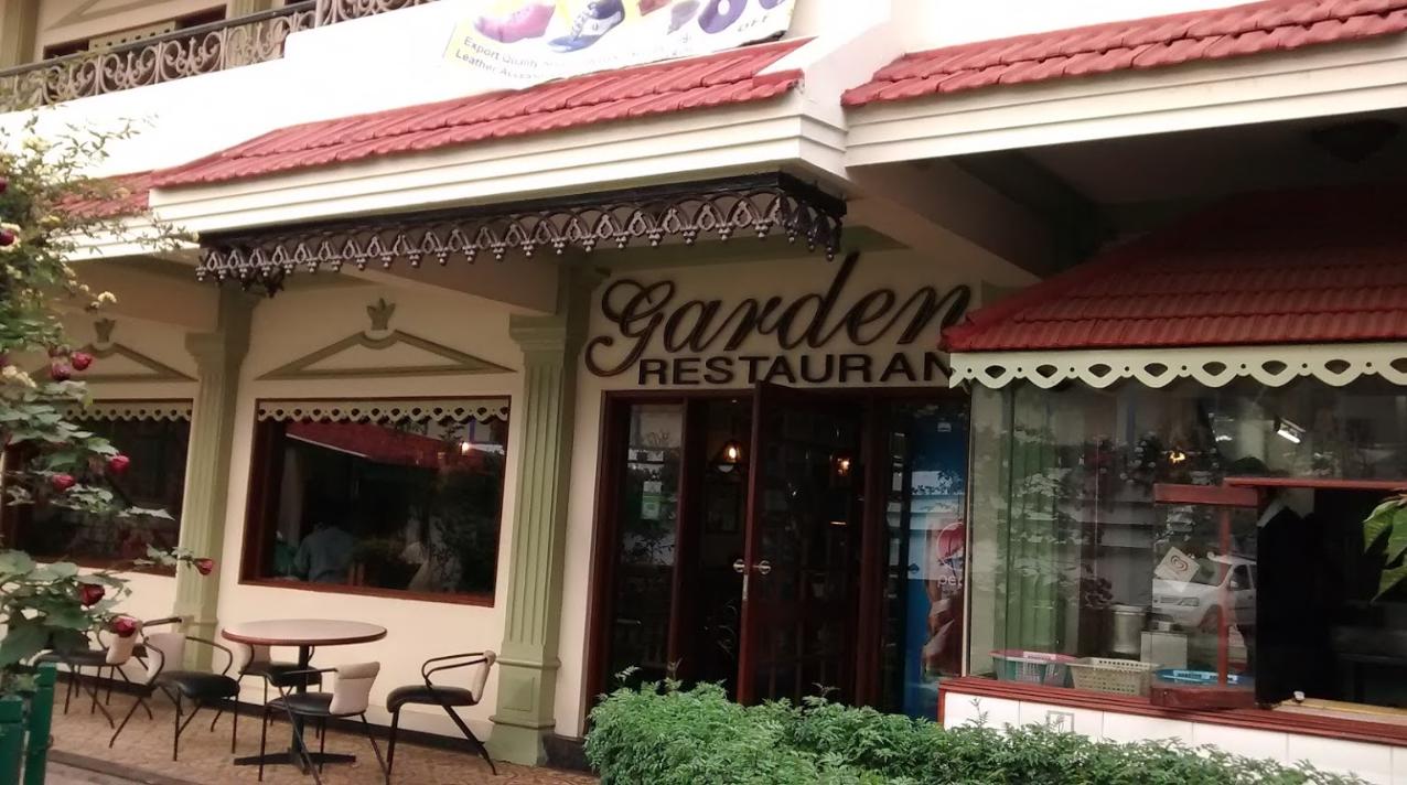 Garden Restaurant - Elk Hill - Ooty Image