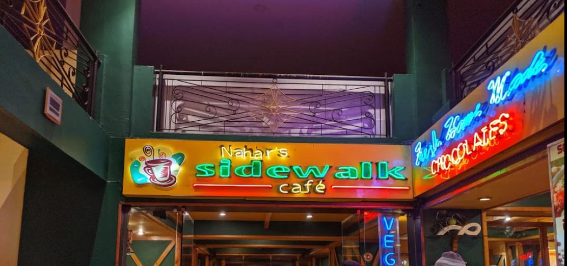 Nahar Sidewalk Cafe - Elk Hill - Ooty Image