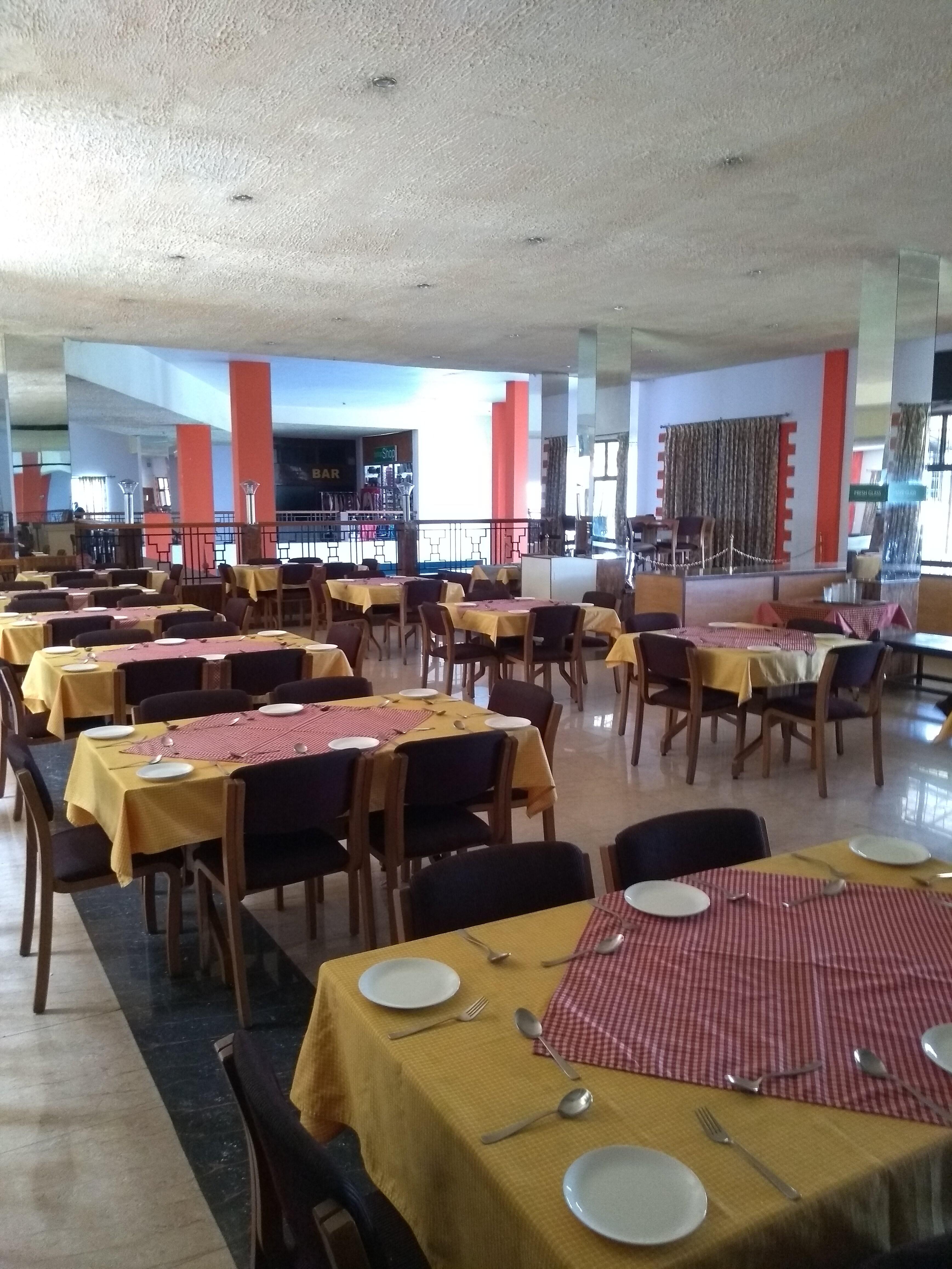 Hello Multicuisine Restaurant (Hotel The Monarch) - Marlimund - Ooty Image