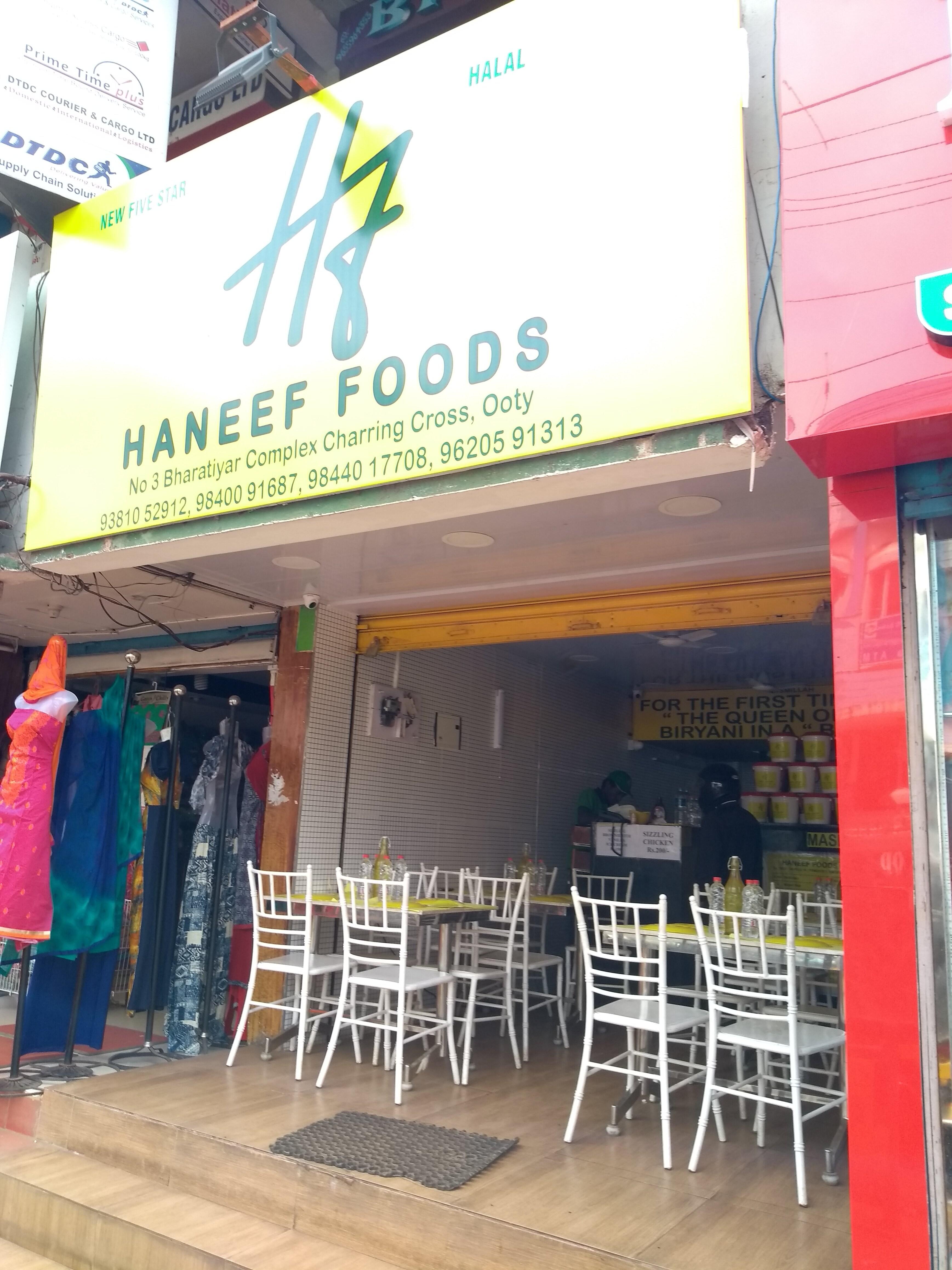 Haneef Foods - Elk Hill - Ooty Image