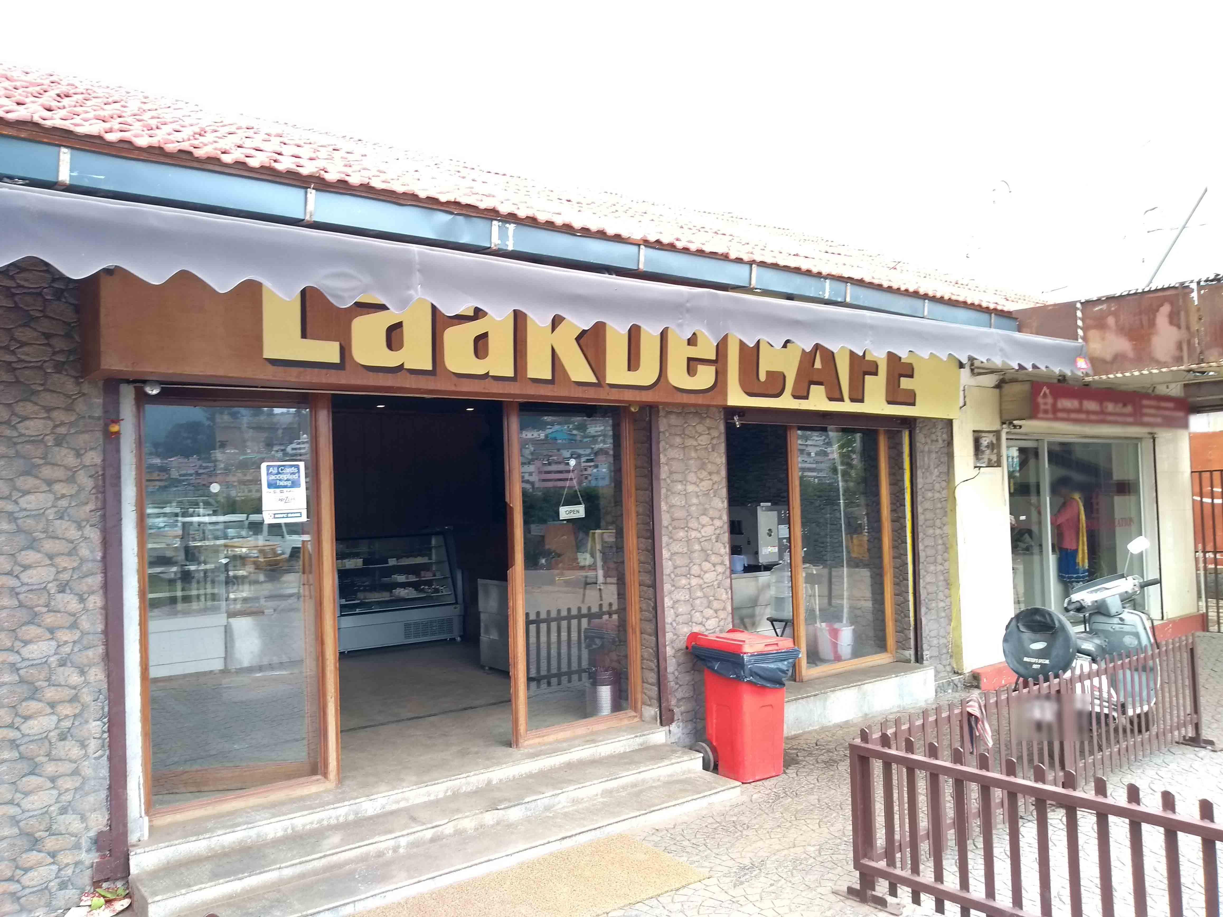 LaakDe Cafe - Elk Hill - Ooty Image