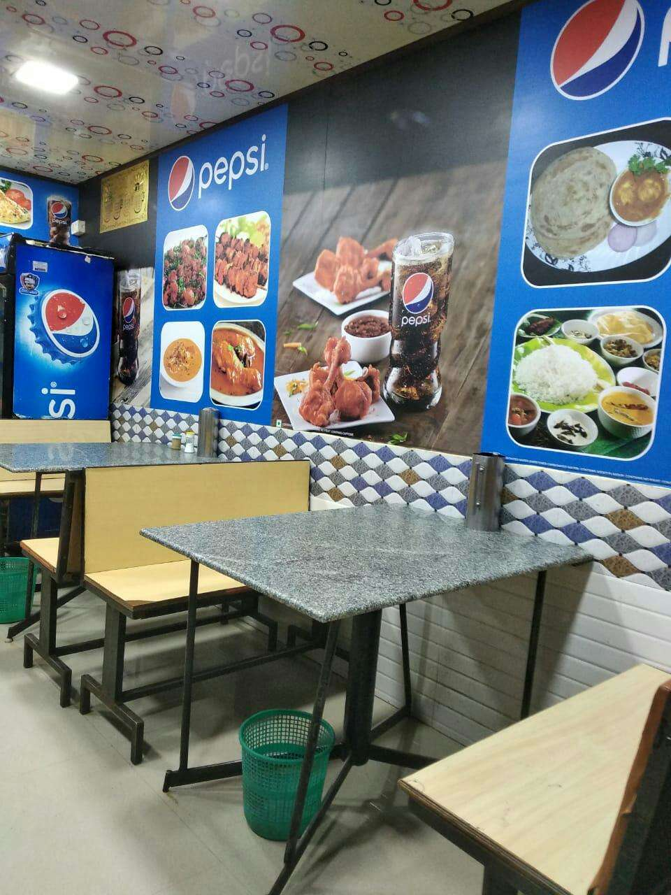 Syedi Restaurant - Elk Hill - Ooty Image