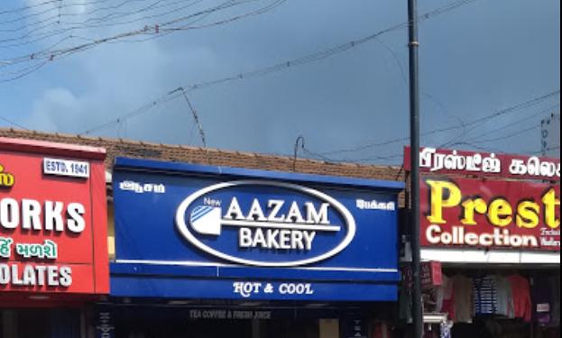 New Aazam Bakery - Elk Hill - Ooty Image