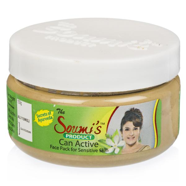 Soumis Can Active Face Pack Image