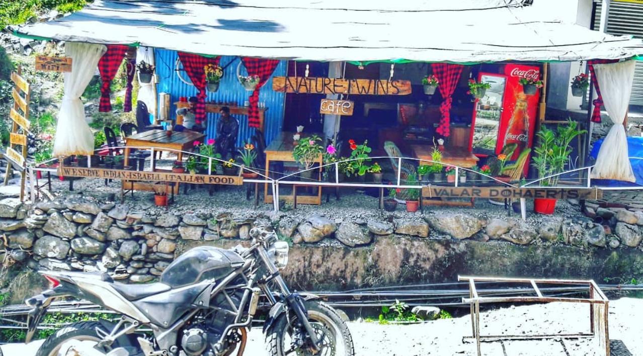 Nature Twins Cafe - McLeod Ganj - Dharamshala Image