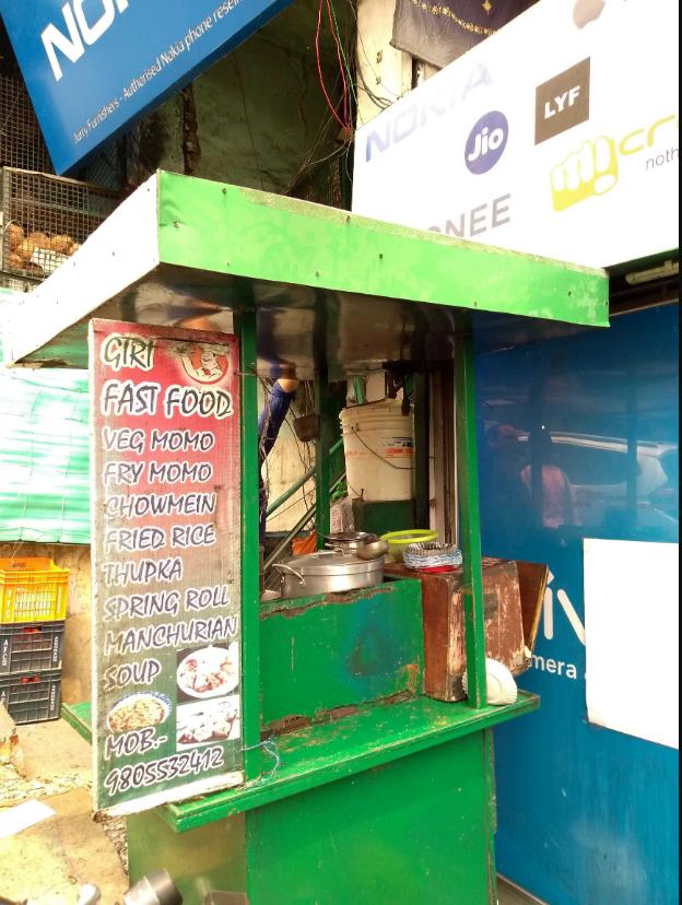 Giri Fast Food - Ram Nagar - Dharamshala Image