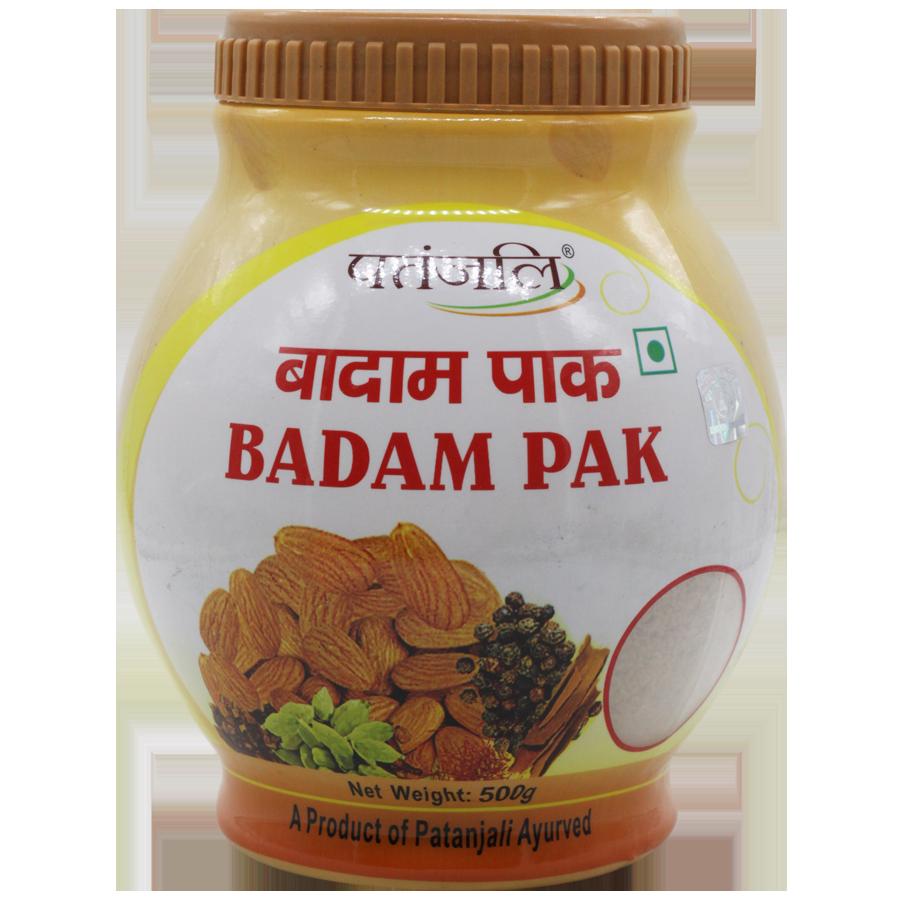 Patanjali Badam Pak Image