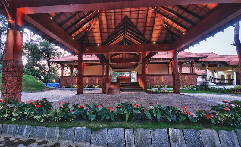 The Windflower Resort Spa Vythiri - Wayanad Image