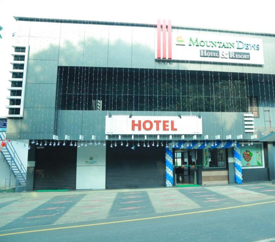 Mountain Dews Hotel Resort - Wayanad Image