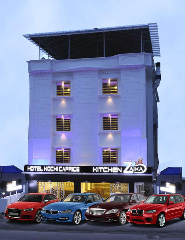 Hotel Kochi Caprice - Ernakulam Image