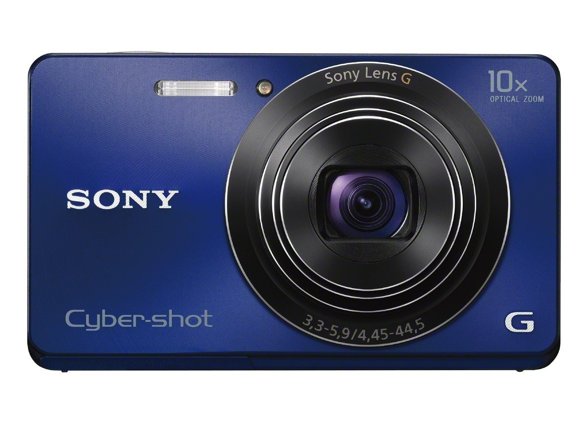 Sony Cyber-shot DSC-W690 Point and Shoot Camera Image