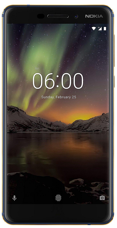 Nokia 6.1 (2018) 32GB Image