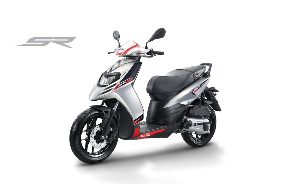 APRILIA SR125 Reviews, Price, Specifications, Mileage - MouthShut com