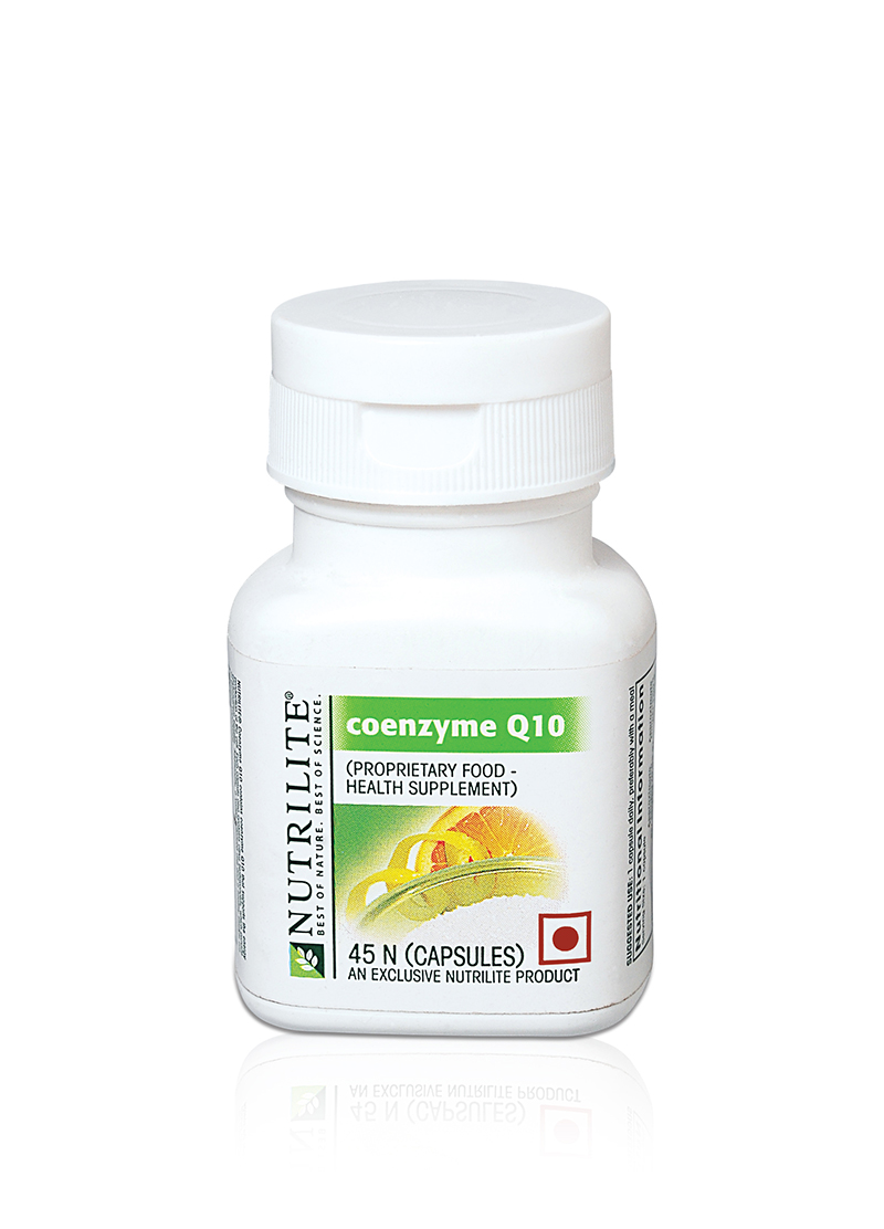Amway Nutrilite Coenzyme Q10 Image