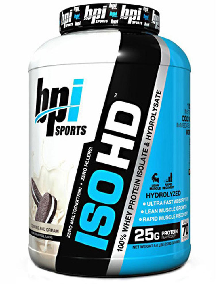 BPI Sports ISO HD Image
