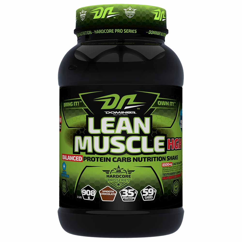 Domin8r Nutrition Lean Muscle Image