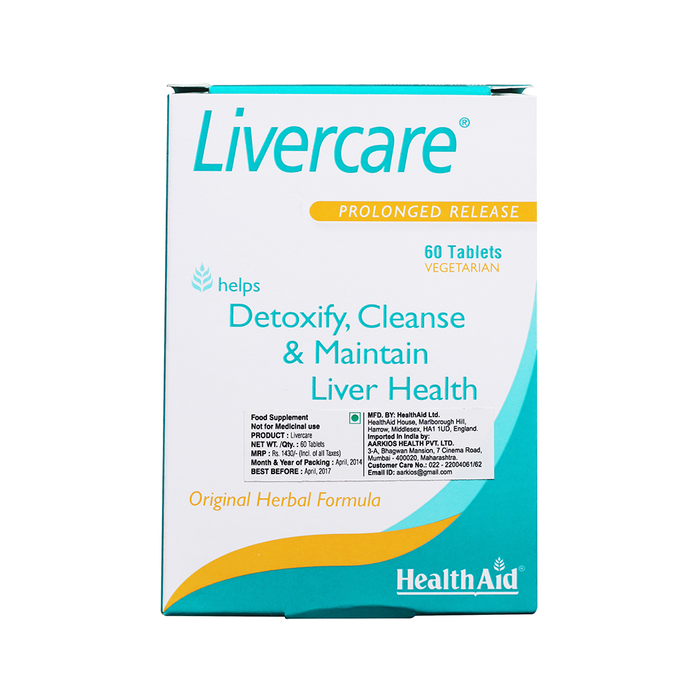 HealthAid Livercare (Prolonged Release) Image