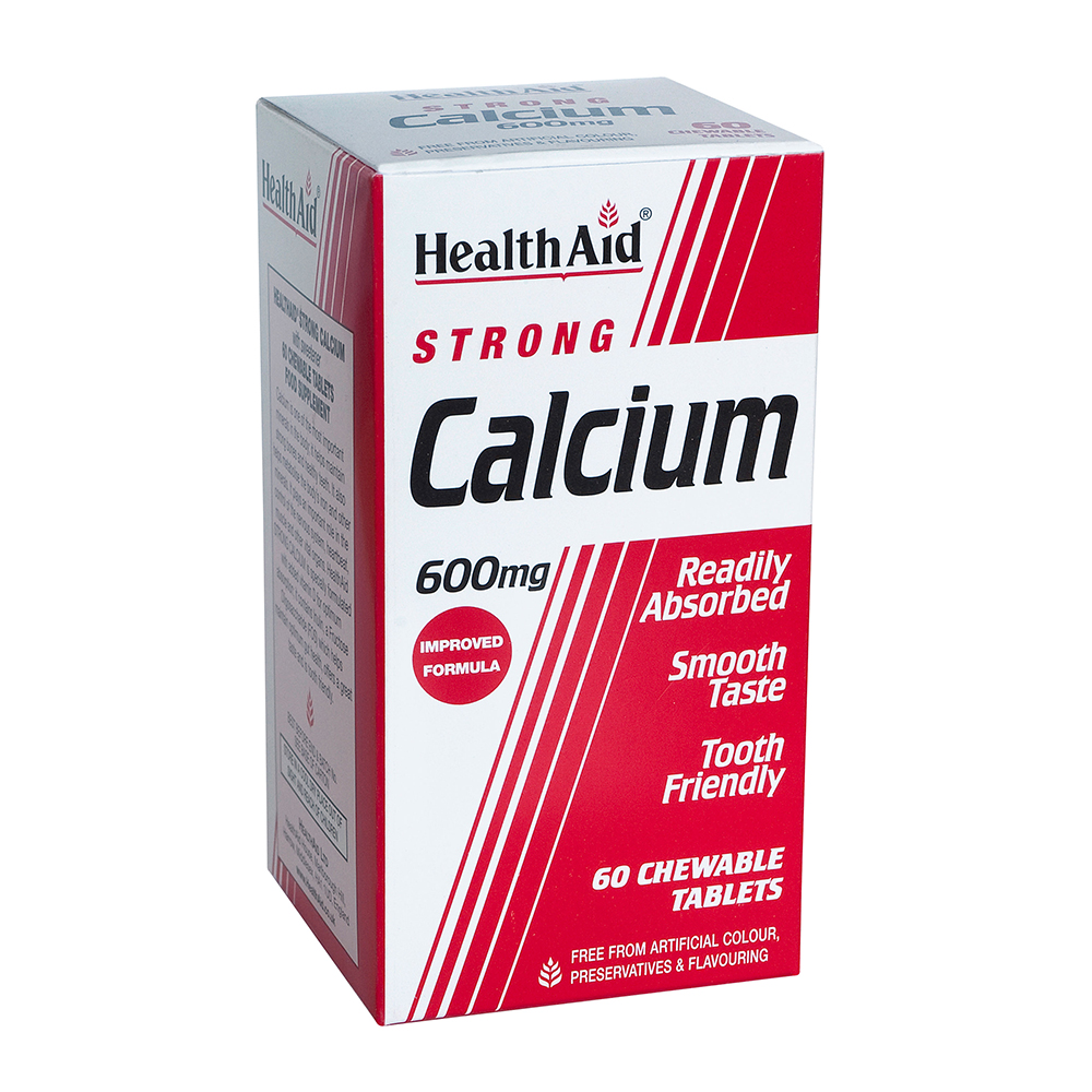 HealthAid Strong Calcium Image
