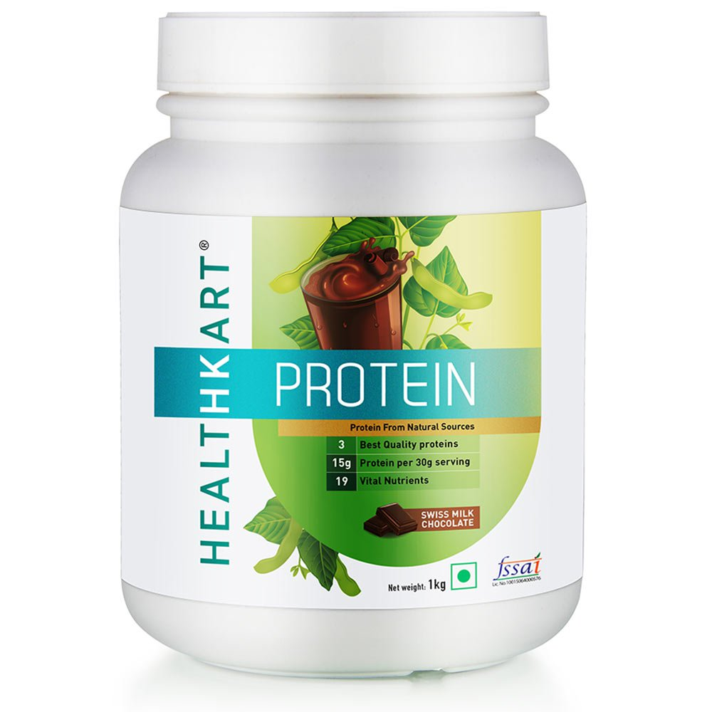 HealthKart Protein with Whey Image