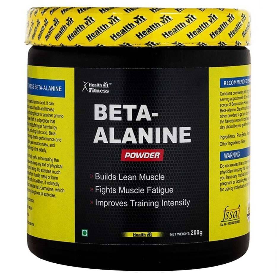 Healthvit Beta Alanine Powder Image