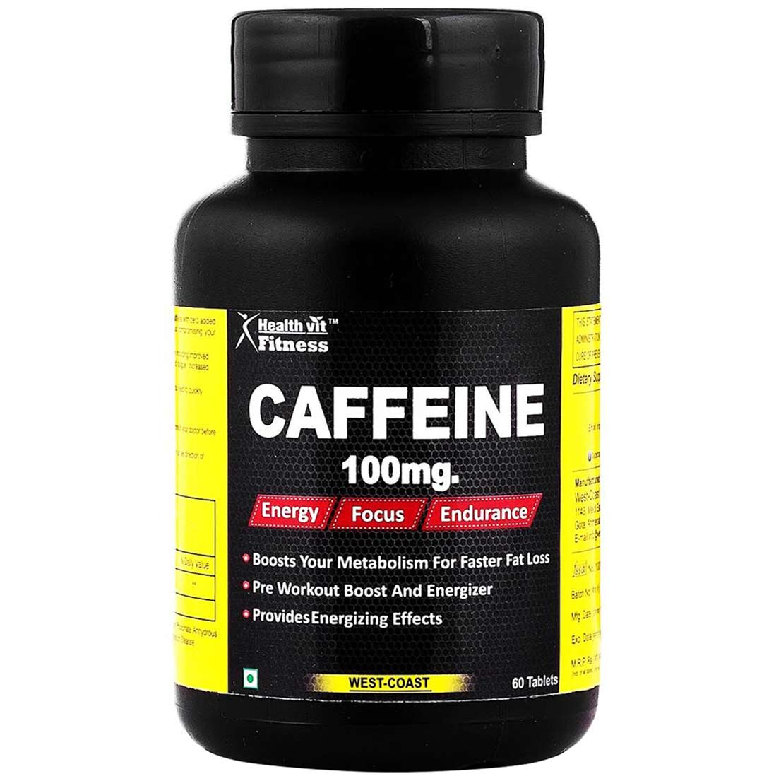 Healthvit Caffeine Image