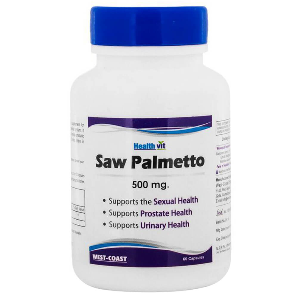 Healthvit Saw Palmetto Image