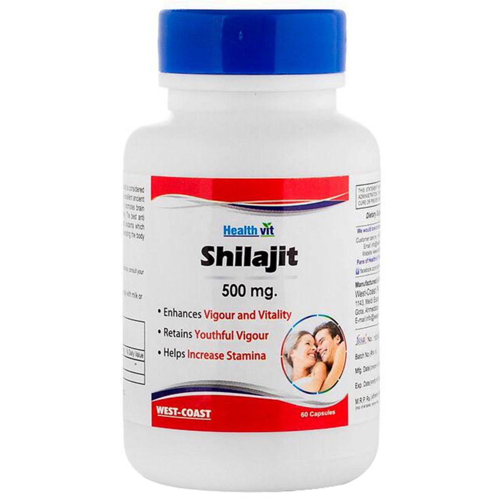 Healthvit Shilajit Image