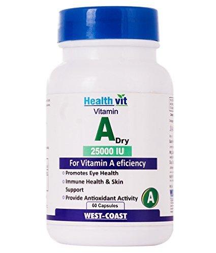 Healthvit Vitamin A Dry Image