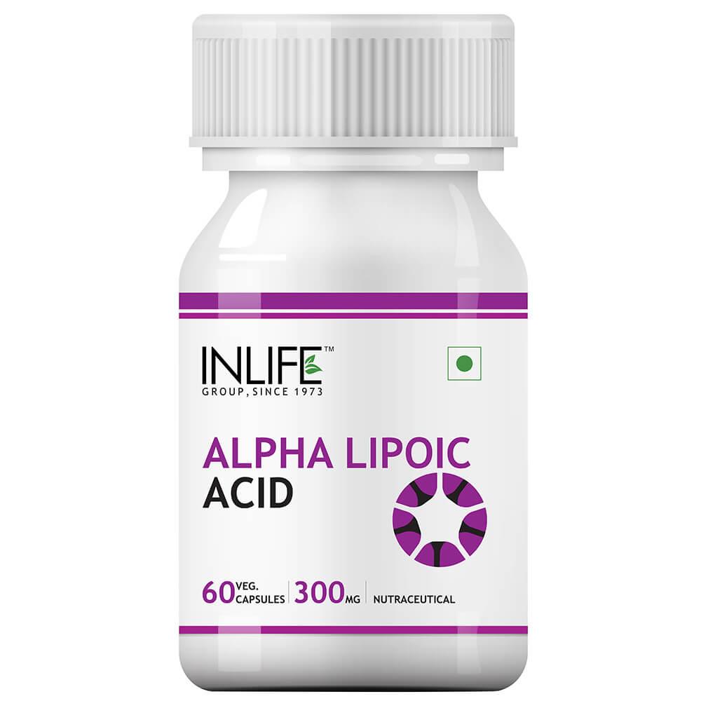 INLIFE Alpha Lipoic Acid Image