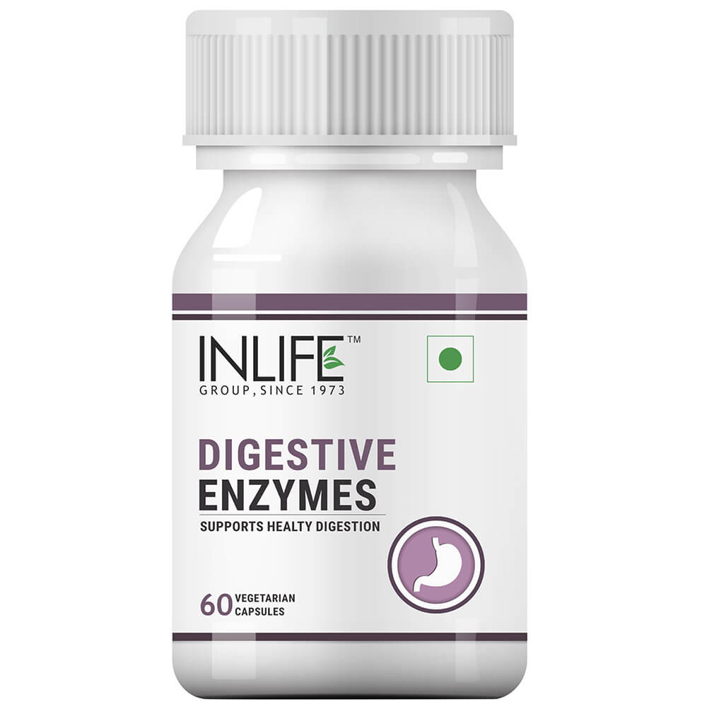 INLIFE Digestive Enzymes Image