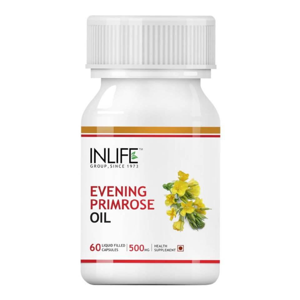 INLIFE Evening Primrose Oil Image