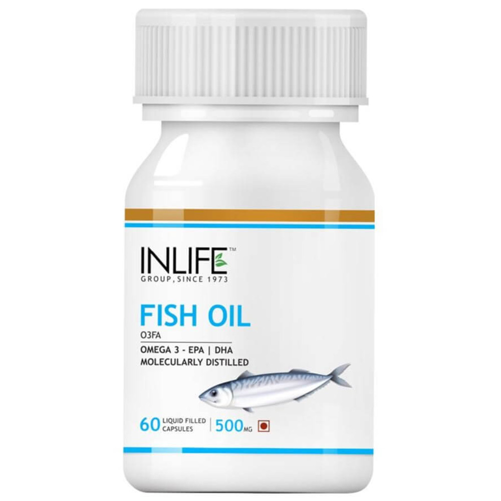 INLIFE Fish Oil Image