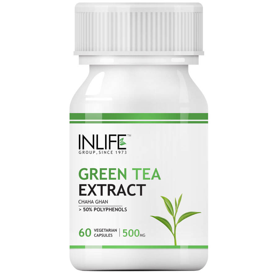 INLIFE Green Tea Extract Image