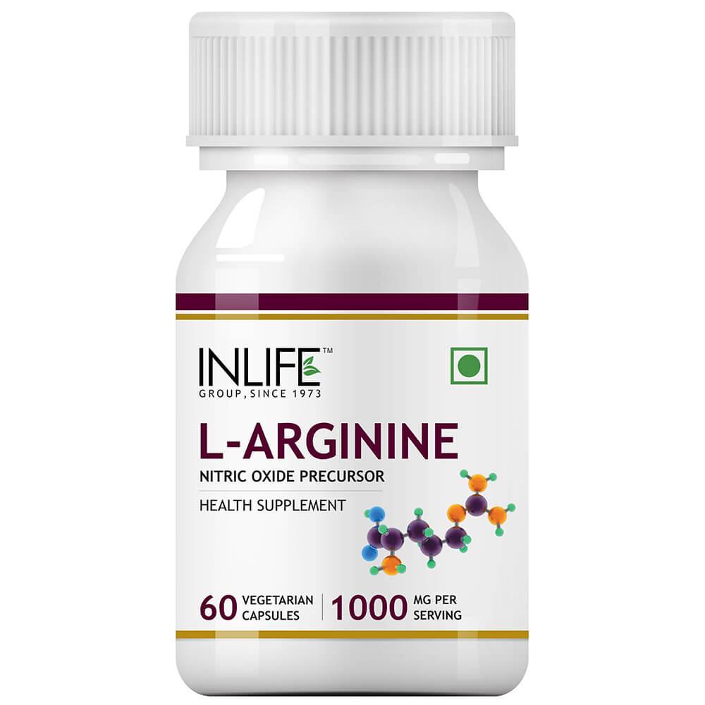 INLIFE L-Arginine Image