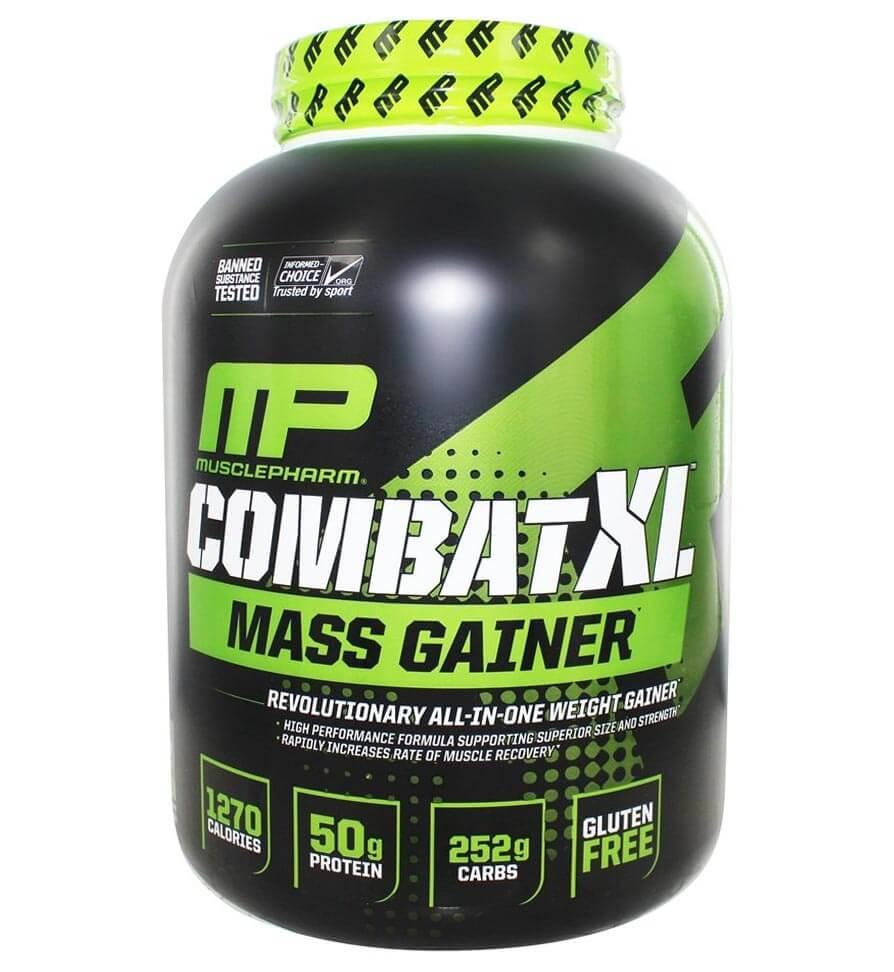 MusclePharm Combat XL Mass Gainer Image