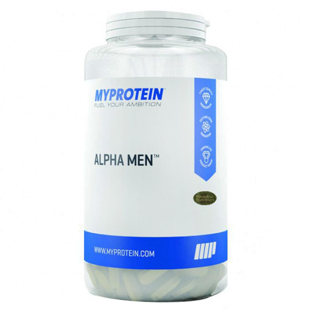 Myprotein Alpha Men Image
