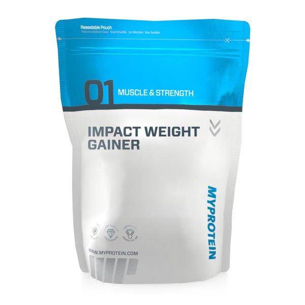Myprotein Impact Weight Gainer Image