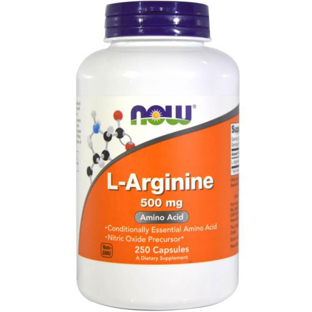 Now L-Arginine Image