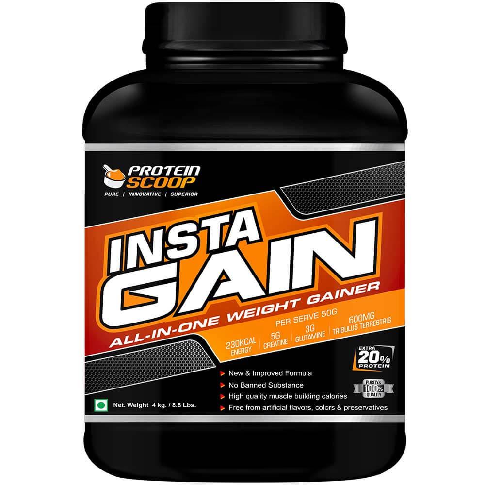 Protein Scoop Insta Gain Image
