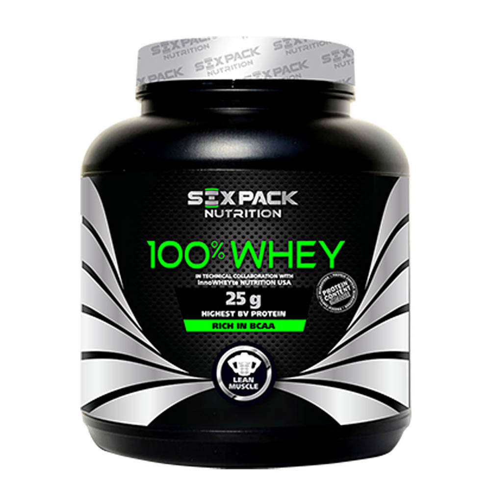 Six Pack Nutrition 100% Whey Image