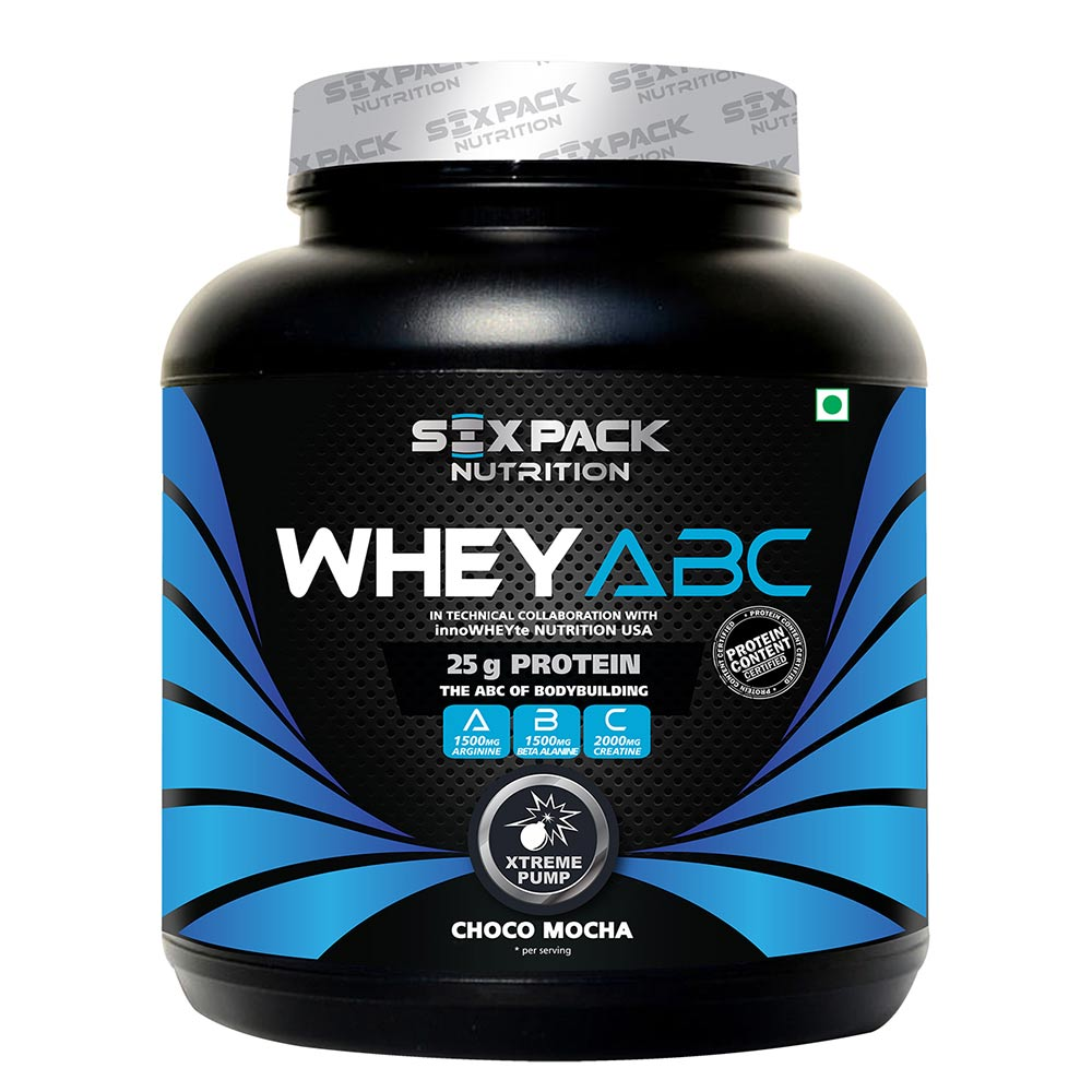 Six Pack Nutrition Whey ABC Image
