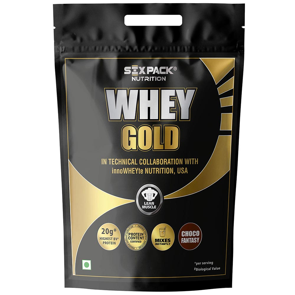 Six Pack Nutrition Whey Gold Image