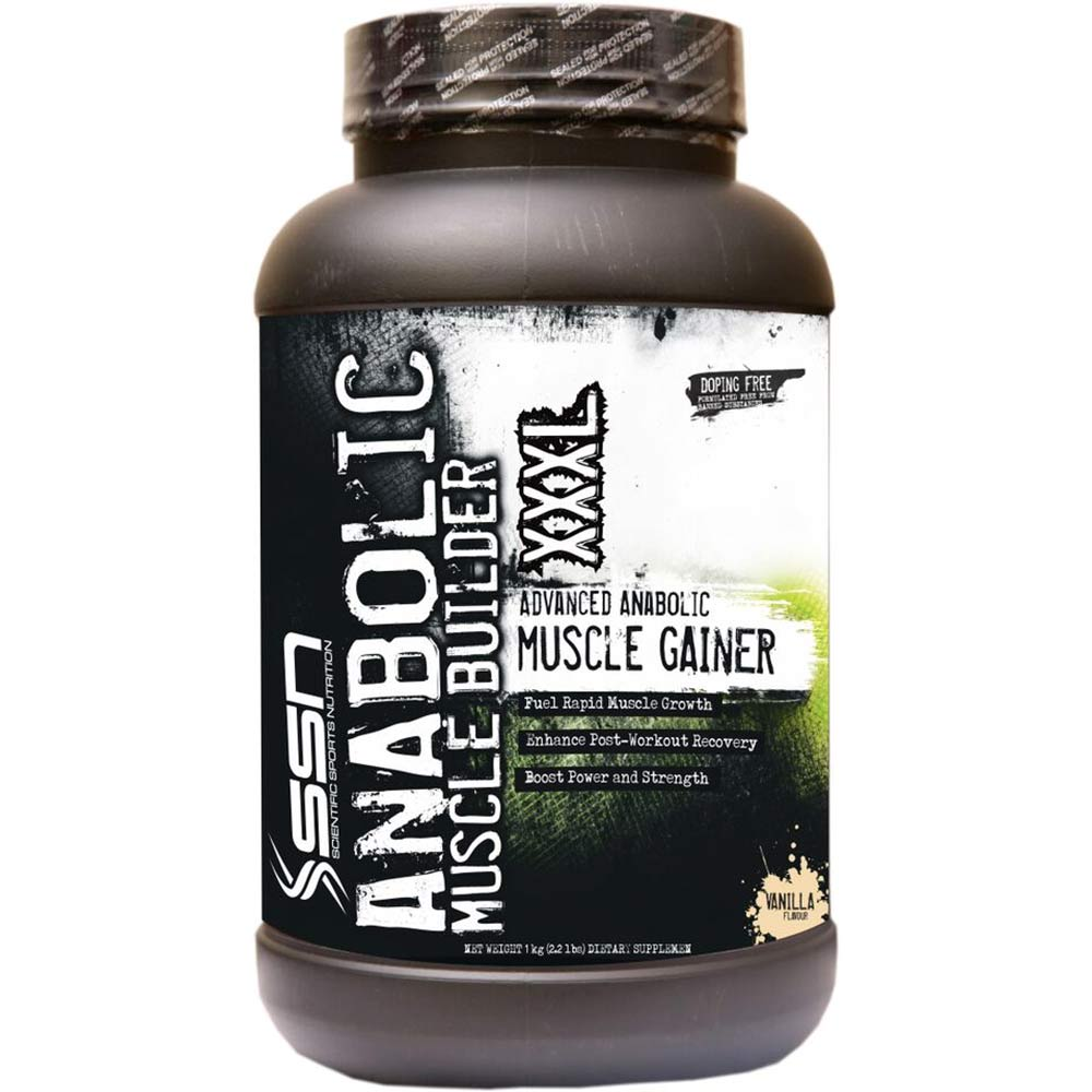SSN Anabolic Muscle Builder XXXL Image