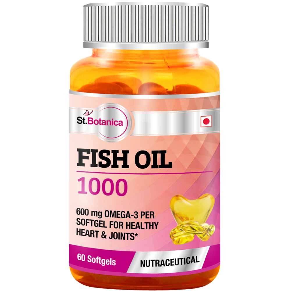 St.Botanica Fish Oil Image