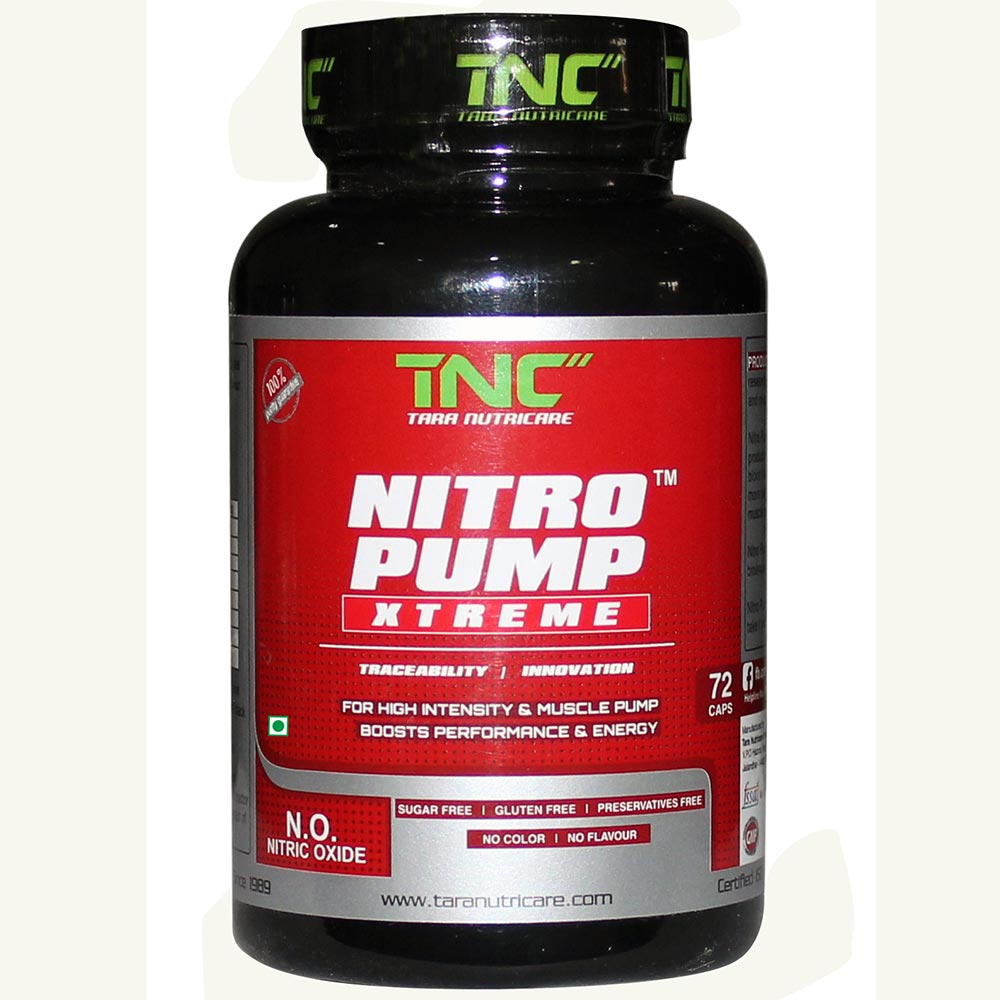 Tara Nutricare Nitro Pump Image